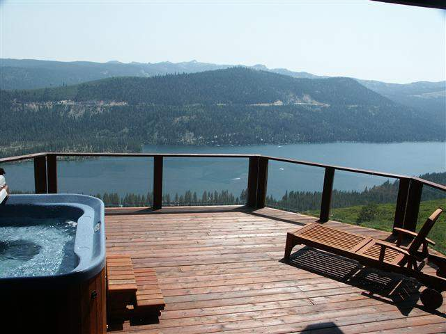 View of Donner Lake | Donner Real Estate