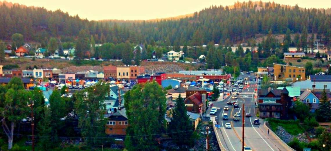 Truckee Real Estate | Downtown Truckee, CA