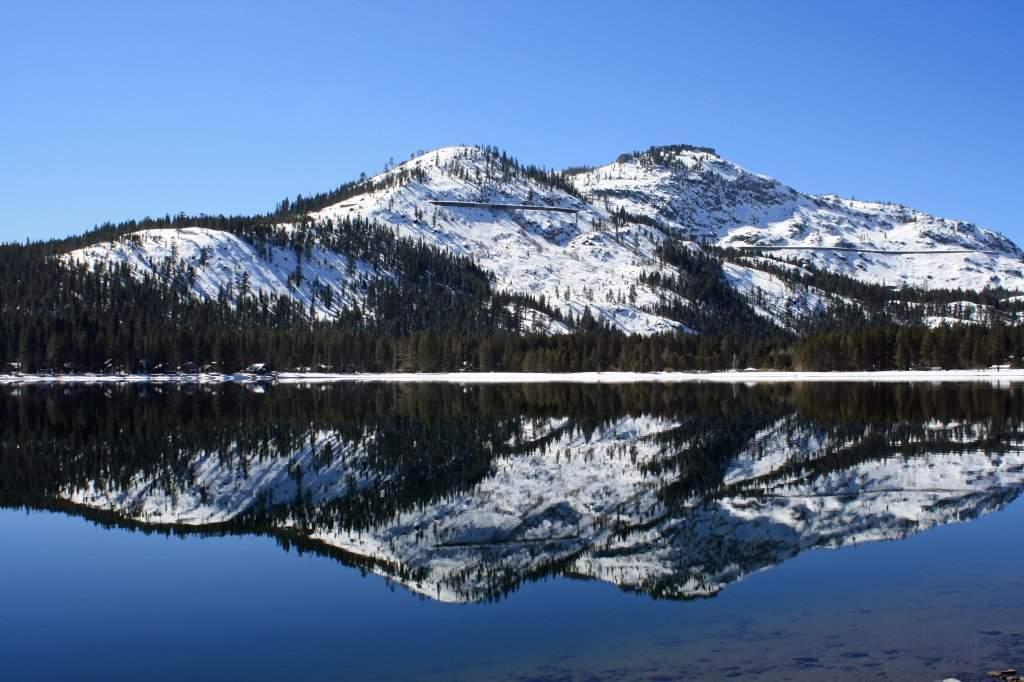 Sierra Nevada Mountains | Truckee Real Estate