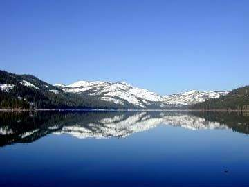 Majestic Donner Lake Views in Truckee, CA