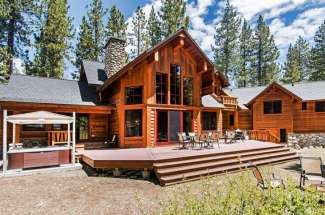 West Shore Lake Tahoe Homes