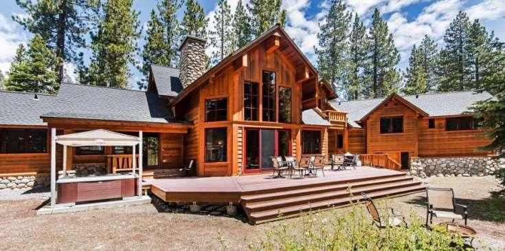 West Shore Lake Tahoe Homes