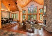 West Shore Lake Tahoe Mountain Lodge