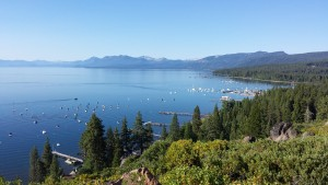 view of Lake Tahoe for Lake Tahoe area guide page