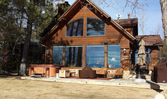 Tahoe Vista Luxury Lakefront Real Estate
