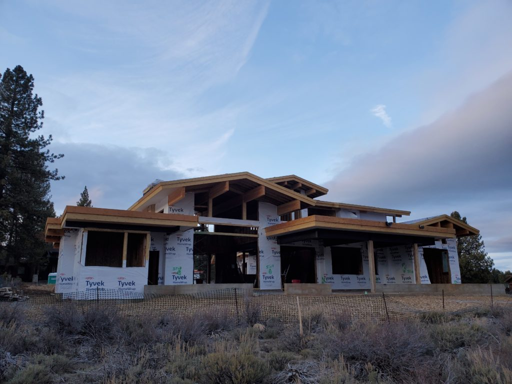 New Construction in Grays Crossing