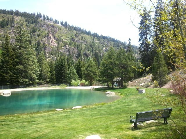 Image of Alpine Springs Community Park for Alpine Meadows Real Estate Neighborhood page