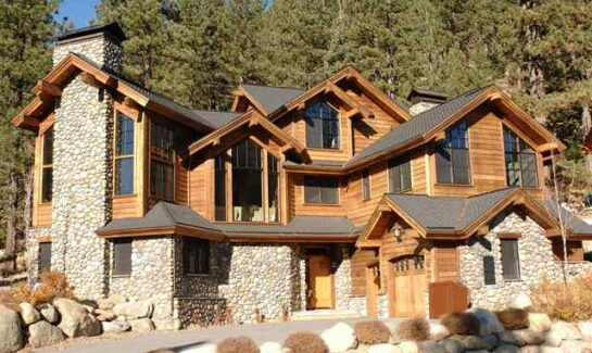 Squaw Valley Luxury Mountain Lodge