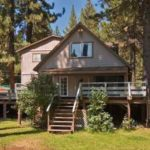 front view of SOLD! 12715 Palisade Street, Truckee, CA 96161
