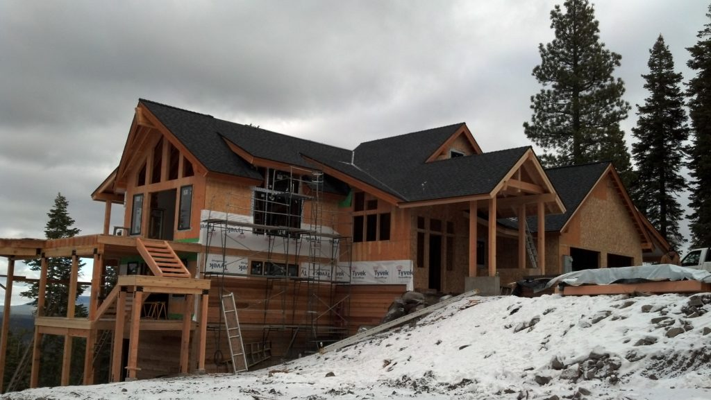 New Construction Home in Truckee, CA