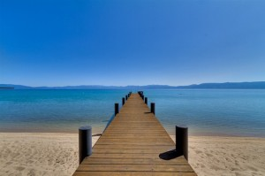 Rubicon Bay Lakefront pier image for Top 10 Luxury Home Sales in North Shore Lake Tahoe 2013 blog post