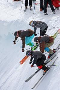 Rahlves' Banzai Tour at Alpine Meadows