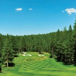 Tahoe Donner Golf Course 18th Hole