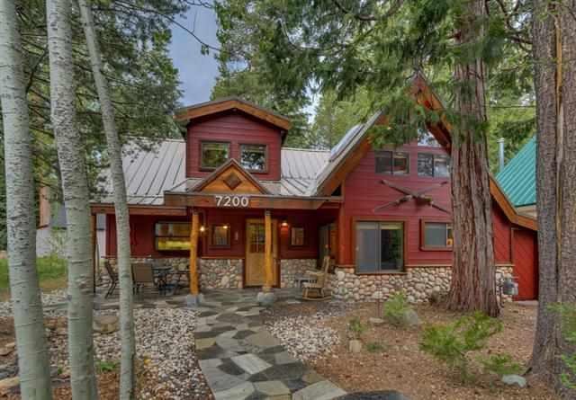 7200 7th Ave | Old Tahoe Cabin