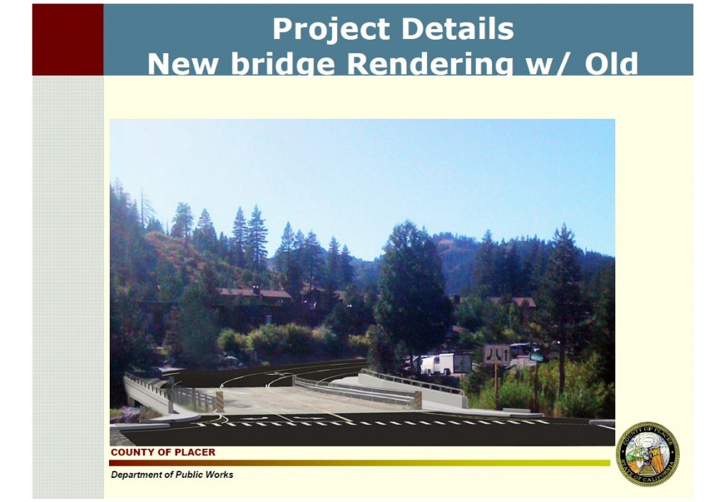 Alpine Meadows Bridge Replacement