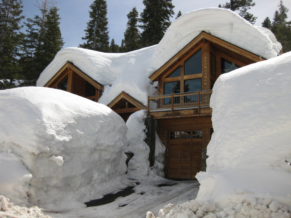 Lake Tahoe Home Winterizing Tips