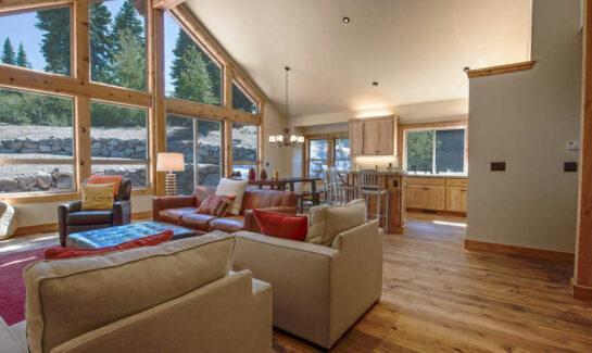Custom Tahoe Donner Home