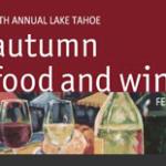 Autumn Food & Wine Festival