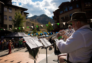 Oktoberfest in Squaw, Photo courtesy of Squaw Valley