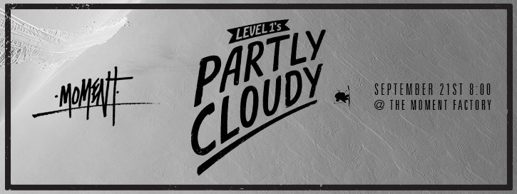 Level 1 Productions Partly Cloudy