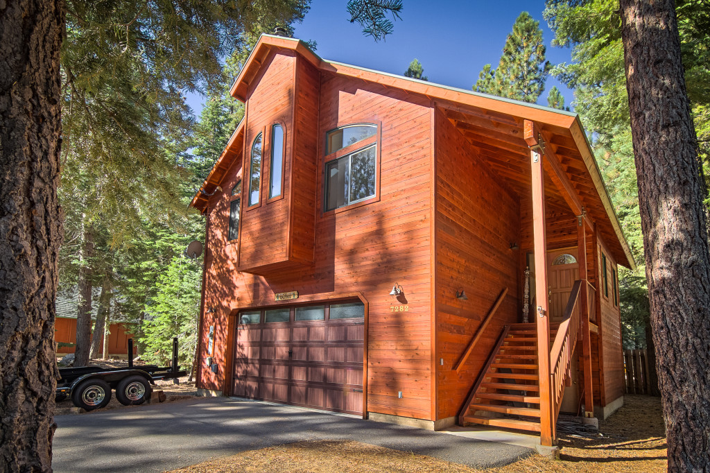 Tahoma Property for Sale  Front View