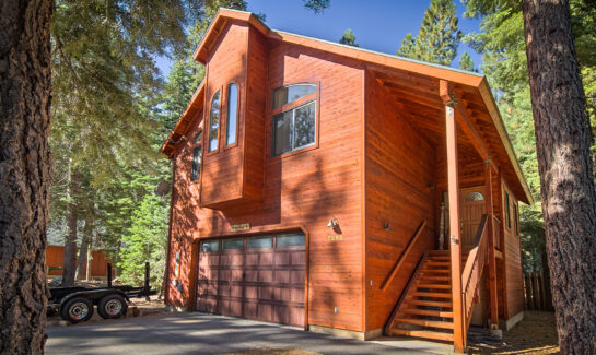front image of Custom Tahoe Home Price Reduction