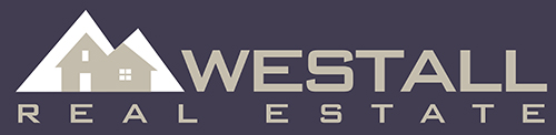 Westall real estate logo for Lake Tahoe fireplace blog post