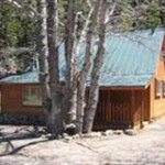 Side view of 1600 River Road | Tahoe City Home and Cabin