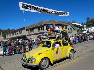 Tahoe City SnowFest Parade for SnowFest! Returns to North Lake Tahoe