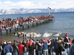 Garwoods Polar Bear Swim for SnowFest! Returns to North Lake Tahoe