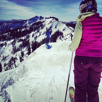 Spring Skiing at Alpine Meadows