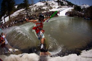 Cushing Crossing Squaw Valley for Top 8 Spring Events in North Lake Tahoe