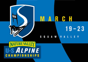 image of logo for Nature Valley US Alpine Championships for Top 10 Spring Events in Lake Tahoe 2014 blog post