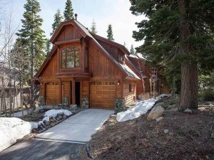 Image of Lake Tahoe Cabin for Carnelian Bay Homes for Sale blog post