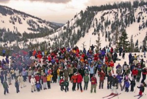 Image of Alpine Meadows Season Pass Party for Spring Skiing Weekend in Lake Tahoe blog post