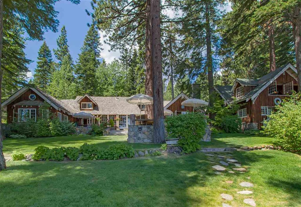 Lake tahoe real estate top 15 luxury home sales in north for Luxury lake tahoe homes for sale