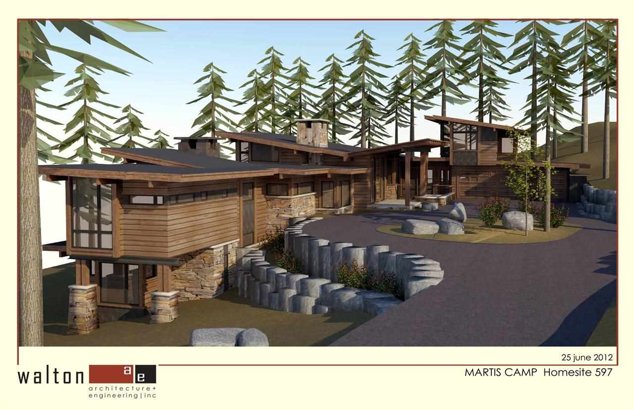 Martis camp the finest in lake tahoe luxury real estate for Luxury homes for sale in lake tahoe