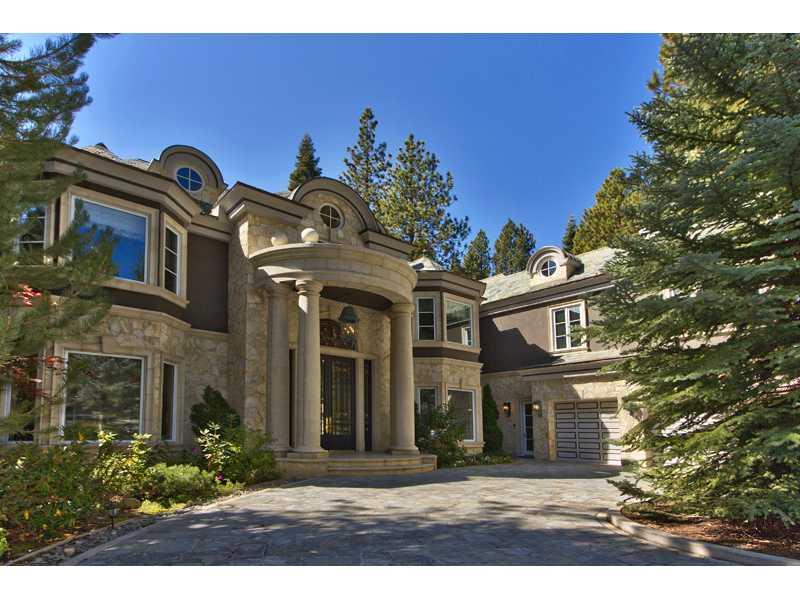 Lake tahoe real estate top 15 luxury home sales in north for Lake tahoe home builders