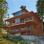 Image of the front of Lake Tahoe Condo