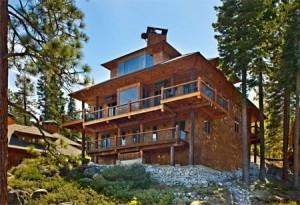 Stillwater Cove Condo front image of Lake Tahoe Condo
