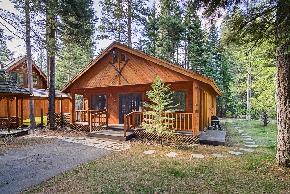 6632 Pine St. | Tahoma Real Estate | Lake Tahoe Cabin