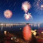 Lake Tahoe Fireworks for North Lake Tahoe 4th of July Events