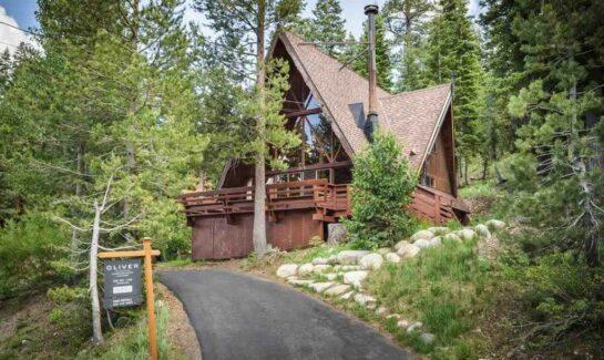 1529 Mineral Springs Trail   Alpine Meadows Real Estate Lake Tahoe