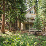 front view of Price Reduced! Tahoe City Real Estate | 2715 Cedar Lane