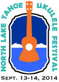 North Lake Tahoe Ukulele Festival for Top 10 End of Summer Events in Lake Tahoe 2014 blog post