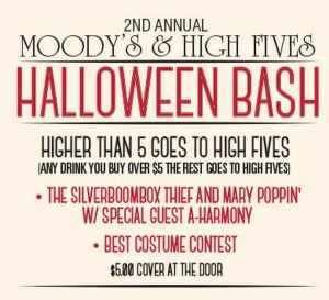 Moody's Halloween Bash | Halloween Parties in North Lake Tahoe