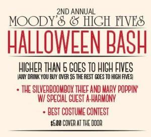 Moody's Halloween Bash | Halloween Parties in North Lake Tahoe
