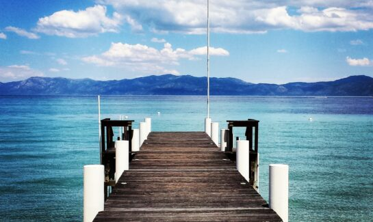 Image of Tahoe boat dock for Top 5 Reasons to Buy Lake Tahoe Real Estate blog post