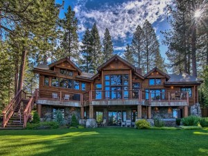 Image of Lake Tahoe Luxury Real Estate for Top 10 Lake Tahoe Luxury Home Sales of 2014 blog post