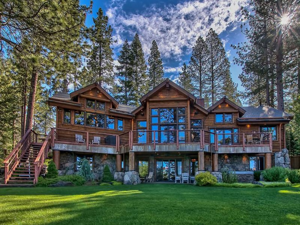 Top 10 lake tahoe luxury home sales of 2014 lake tahoe for Luxury lake tahoe homes for sale